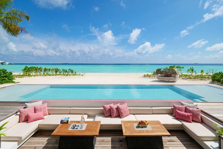 Luxus neu definiert – Das neue LUX* North Male Atoll