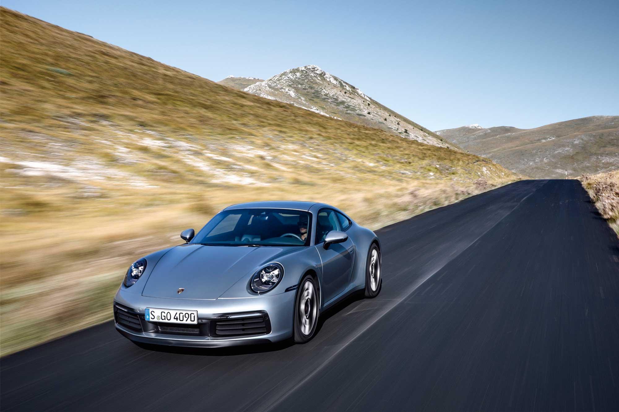 Porsche 911 – Die achte Generation einer Ikone