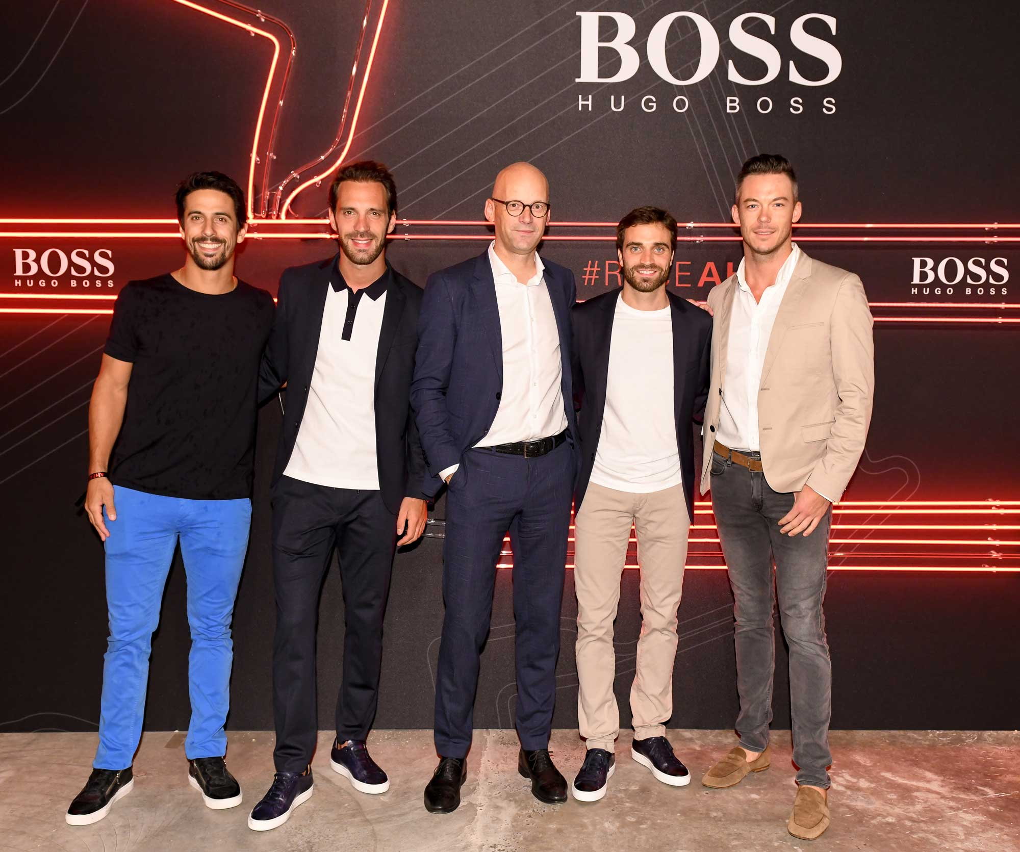 Fashion, Sport and Style , BOSS x Porsche