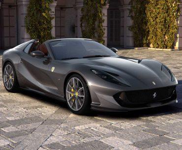 Ferrari 812 GTS: die Rückkehr des V12 Spider