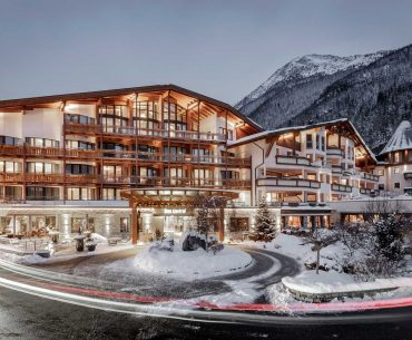 The Central – Alpine. Luxury. Life.